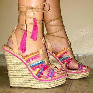 203c9b63be5 SCHUTZ Shoes - SCHUTZ Mella wedges